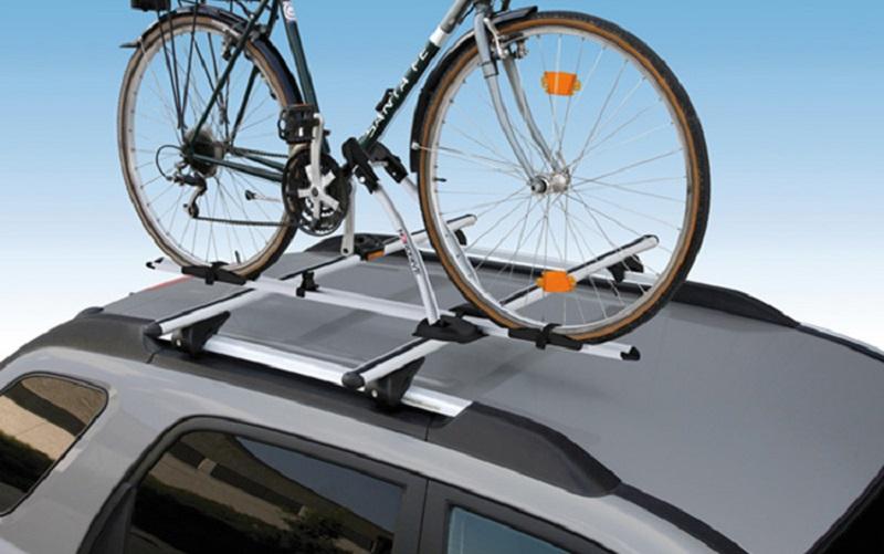Strešni nosilci za kolesa